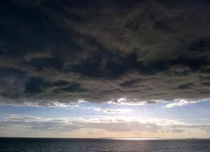 Glowering Sky